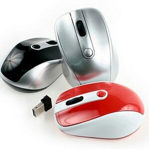 Mousebyte USB Wireless Optical Mouse